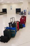 航空公司行李 库存图片