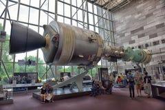 航空博物馆国家空间华盛顿 库存图片