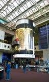 航空博物馆国民空间 免版税库存图片