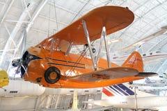 航空博物馆空间 库存照片