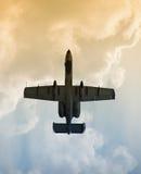 航空器军人 库存图片