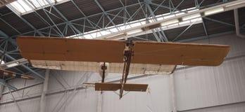 航空器在航天学和航空勒布尔热博物馆  库存照片