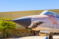 航空器在Pima空气和太空博物馆 库存照片