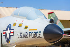 航空器在Pima空气和太空博物馆 图库摄影