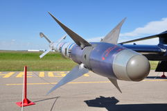 航空导弹培训 库存照片