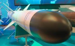 航空导弹 免版税库存照片
