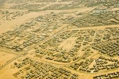 航空开罗 免版税图库摄影