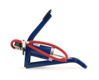 航空脚踏泵 免版税库存图片
