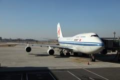 航空航空器瓷 免版税库存照片