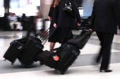 航空记录 免版税库存图片