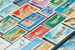 航空邮件 库存照片