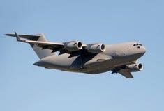 航空飞机强制运输我们 免版税库存照片