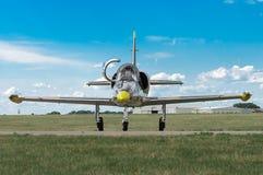 航空L-39 Albatros鼻子 库存照片