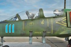 航空L-39 Albatros 库存照片
