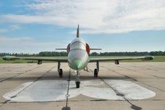航空L-39 Albatros 免版税库存图片