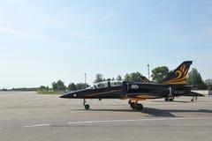 航空L-39 Albatros 库存图片
