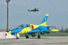 航空L-39 Albatros 免版税库存照片
