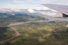 航空luis maranhao圣地 免版税库存图片