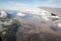 航空luis maranhao圣地 库存照片