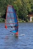 航行体育运动 库存图片