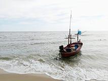 航行到海 免版税库存图片