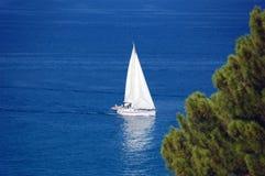 航行夏时 免版税库存图片