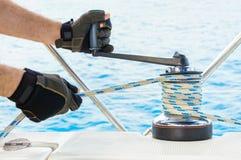 航行时间 免版税库存图片