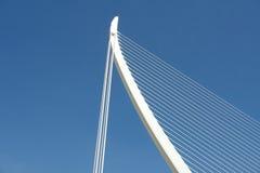 航行桥梁 库存照片