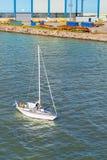 航行赛船会在赫尔辛基,芬兰 库存照片