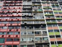 舱内甲板香港 免版税库存照片