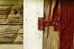 舱门老墙壁 免版税库存图片