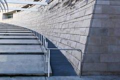 舷梯在圣何塞香港大会堂 库存图片