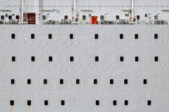 舷窗 免版税图库摄影