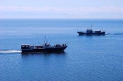 船二 免版税图库摄影