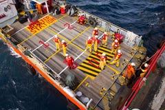 船具工作者 免版税图库摄影