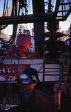 船具焊工 免版税库存照片