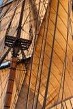 船具航行正方形 库存照片