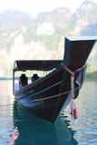 船在南泰国 免版税库存图片