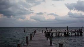 船坞和海 影视素材