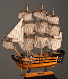 船玩具 免版税库存图片