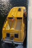 船的嫩小船在巴港,美国, 2015年 免版税图库摄影