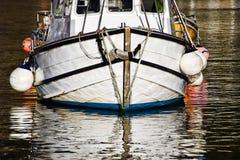 船舶反射 免版税库存照片