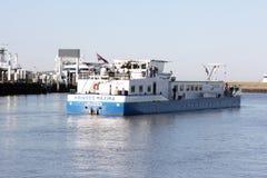 船舶指示的小船 图库摄影