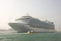 船舶船威尼斯 库存图片