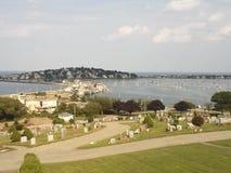船身堡垒 免版税图库摄影