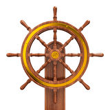 船轮子 库存照片