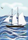 船 免版税库存图片