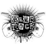 艰苦吉他rock_var 3 免版税库存图片