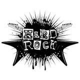 艰苦吉他rock_var 2 库存图片