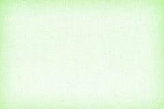 绿色亚麻制纹理或背景 库存照片